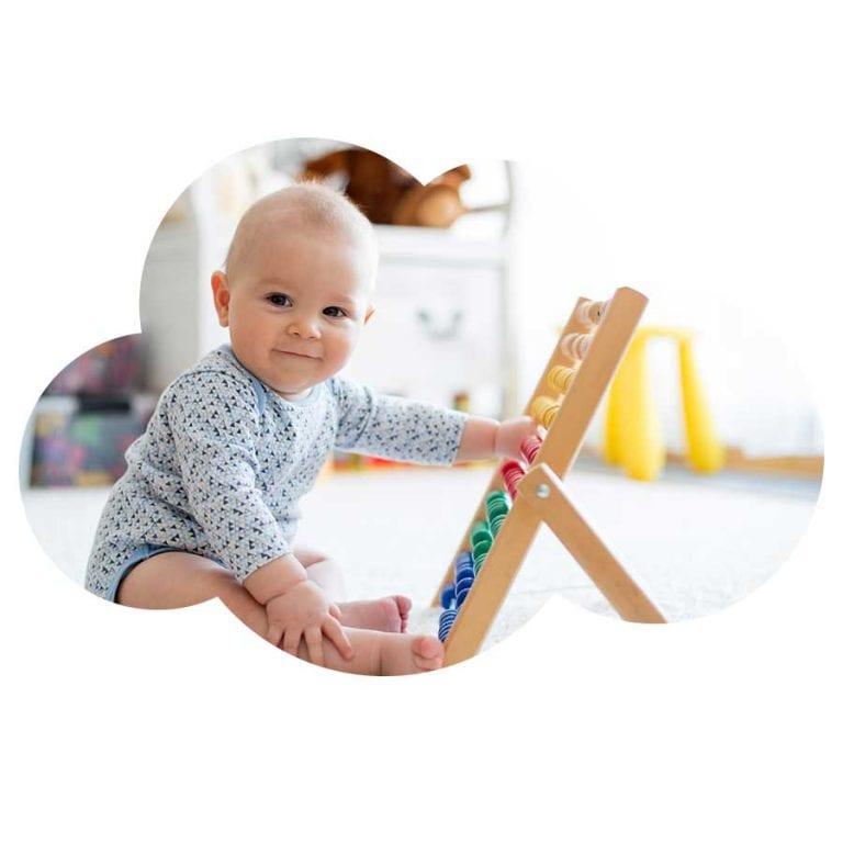 Micro Crèche Allauch Plan de Cuques Garde d'enfants Handicapés bébé