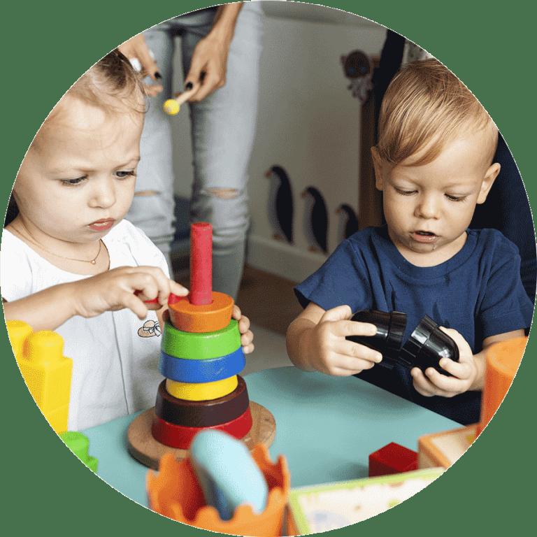 Micro Crèche Allauch Plan de Cuques Garde d'enfants Handicapés jeux
