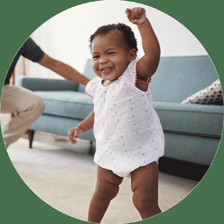 Micro Crèche Allauch Plan de Cuques Garde d'enfants Handicapés marche